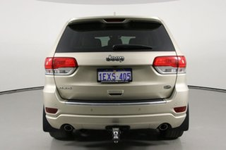 2015 Jeep Grand Cherokee WK MY15 Overland (4x4) Gold 8 Speed Automatic Wagon
