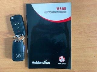 2013 Holden Commodore VF MY14 SV6 Blue 6 Speed Manual Sedan