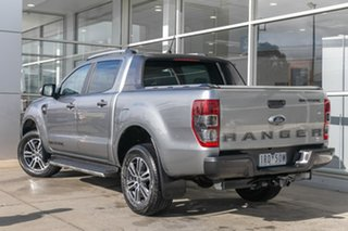 2020 Ford Ranger PX MkIII 2020.25MY Wildtrak Silver 6 Speed Sports Automatic Double Cab Pick Up
