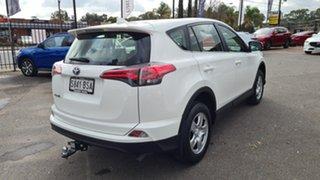 2017 Toyota RAV4 ZSA42R GX 2WD White 7 Speed Constant Variable Wagon.