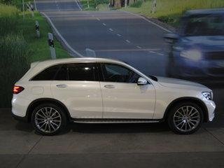 2016 Mercedes-Benz GLC250D 253 White 9 Speed Automatic Wagon.