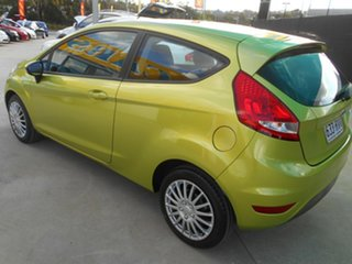 2009 Ford Fiesta WS CL Green 5 Speed Manual Hatchback