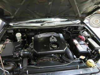 2008 Mitsubishi Triton ML MY09 GLX-R (4x4) Black 4 Speed Automatic 4x4 Double Cab Utility