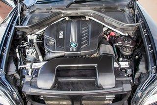 2014 BMW X6 E71 LCI MY1213 xDrive30d Coupe Steptronic Black 8 Speed Sports Automatic Wagon