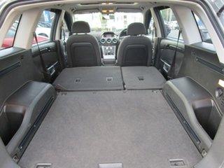 2012 Holden Captiva CG Series II MY12 5 Grey 6 Speed Manual Wagon