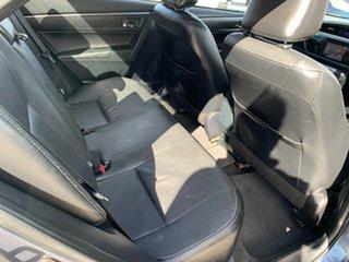 2014 Toyota Corolla ZRE172R ZR Grey 7 Speed CVT Auto Sequential Sedan