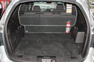 2016 Ford Territory SZ MkII TX Seq Sport Shift AWD Silver, Chrome 6 Speed Sports Automatic Wagon