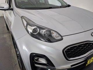 2018 Kia Sportage QL MY18 Si AWD Premium Silver 6 Speed Sports Automatic Wagon.
