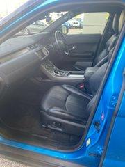 2017 Land Rover Range Rover Evoque L538 MY18 Landmark Edition Blue/130818 9 Speed Sports Automatic