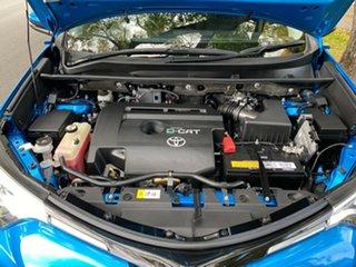2016 Toyota RAV4 ALA49R GX AWD Blue 6 Speed Sports Automatic Wagon.