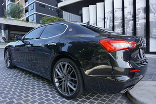 2018 Maserati Ghibli M157 S Gransport Nero Black 8 Speed Sports Automatic Sedan.