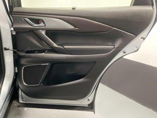 2017 Mazda CX-9 TC Azami SKYACTIV-Drive Silver 6 Speed Sports Automatic Wagon