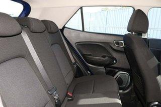 2019 Hyundai Venue QX MY20 Go Silver 6 Speed Automatic Wagon