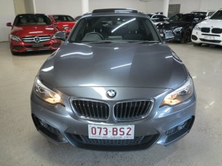 2015 BMW 2 Series F22 220d M Sport Grey 8 Speed Sports Automatic Coupe.