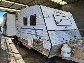 2013 Aussie By Design BY DESIGN Caravan