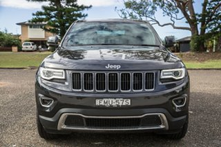 2015 Jeep Grand Cherokee WK MY15 Limited Maximum Steel 8 Speed Sports Automatic Wagon.