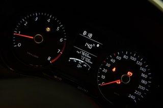 2013 Volkswagen Polo 6R MY14 Trendline Candy White 5 Speed Manual Hatchback