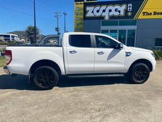 2020 Ford Ranger PX MkIII 2020.75MY XLT White/260820 6 Speed Sports Automatic Double Cab Pick Up.