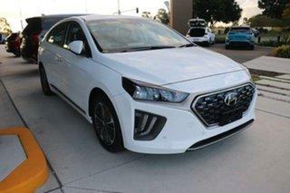 2021 Hyundai Ioniq AE.V4 MY21 plug-in DCT Premium Polar White 6 Speed Sports Automatic Dual Clutch.