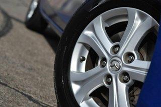 2012 Mazda 3 BL10F2 Neo Blue 6 Speed Manual Hatchback