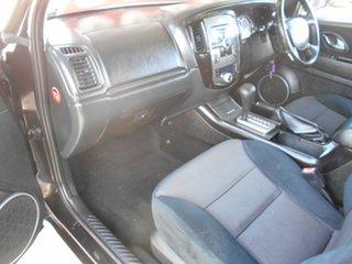 2008 Ford Escape ZC XLS Black 4 Speed Automatic SUV