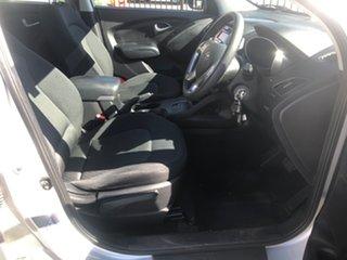 2010 Hyundai ix35 LM Active (FWD) Silver 6 Speed Automatic Wagon