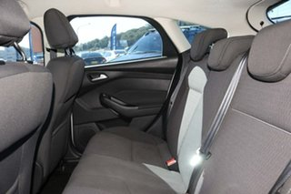 2012 Ford Focus LW MkII Trend PwrShift Silver 6 Speed Sports Automatic Dual Clutch Hatchback