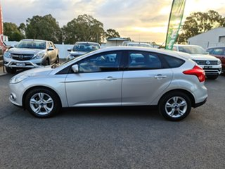 2014 Ford Focus LW MkII Trend PwrShift Ingot Silver 6 Speed Sports Automatic Dual Clutch Hatchback