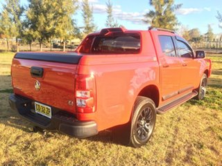 2016 Holden Colorado RG Z71 Red Sports Automatic