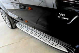 2013 Mercedes-Benz M-Class W166 ML63 AMG SPEEDSHIFT DCT Black 7 Speed Sports Automatic Dual Clutch.