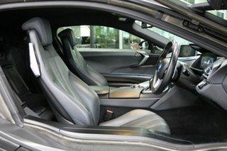 2016 BMW i8 I12 AWD Grey 6 Speed Automatic Coupe Hybrid