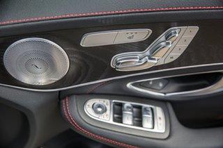 2019 Mercedes-Benz C-Class W205 809MY C43 AMG 9G-Tronic 4MATIC Selenite Grey 9 Speed