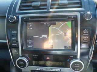 2015 Toyota Camry ASV50R Atara SL Brown 6 Speed Sports Automatic Sedan