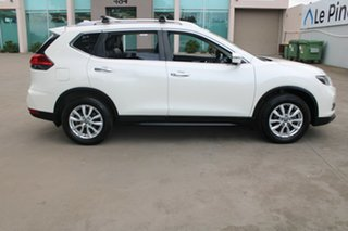2017 Nissan X-Trail T32 Series 2 ST-L (2WD) White Continuous Variable Wagon