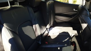 2013 Hyundai Santa Fe DM Elite CRDi (4x4) Silver 6 Speed Automatic Wagon