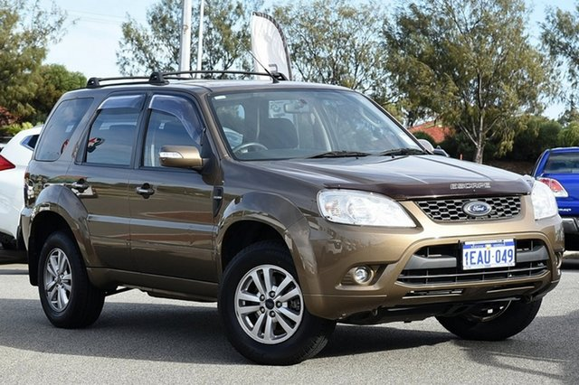Used Ford Escape ZD MY10 Clarkson, 2012 Ford Escape ZD MY10 Bronze 4 Speed Automatic SUV