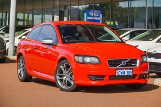 2008 Volvo C30 M Series MY08 T5 Red 5 Speed Sports Automatic Hatchback.