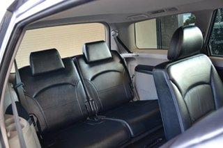 2009 Mitsubishi Grandis BA MY09 VR-X Grey 4 Speed Sports Automatic Wagon