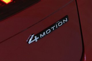 2021 Volkswagen Tiguan 5N MY21 162TSI Elegance DSG 4MOTION Red 7 Speed Sports Automatic Dual Clutch