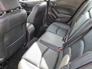 2014 Mazda 3 BM5238 SP25 SKYACTIV-Drive GT Meteor Grey 6 Speed Sports Automatic Sedan