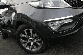 2014 Kia Sportage SL MY14 Si 2WD Premium Grey 6 Speed Sports Automatic Wagon.