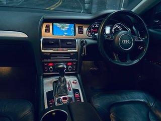 2011 Audi Q7 MY12 TDI Tiptronic Quattro Black 8 Speed Sports Automatic Wagon.