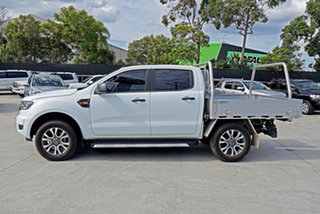 2017 Ford Ranger PX MkII XL Cool White 6 Speed Sports Automatic Cab Chassis