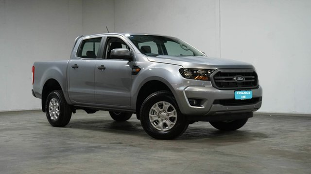 Used Ford Ranger PX MkIII 2021.25MY XLS Welshpool, 2021 Ford Ranger PX MkIII 2021.25MY XLS Silver 6 Speed Sports Automatic Double Cab Pick Up