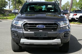 2020 Ford Ranger PX MkIII 2020.25MY Wildtrak Grey 10 Speed Sports Automatic Double Cab Pick Up