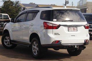 2016 Isuzu MU-X MY15.5 LS-T Rev-Tronic White 5 Speed Sports Automatic Wagon.