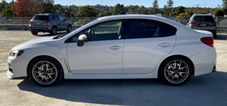 2014 Subaru WRX V1 MY15 STI AWD Premium White 6 Speed Manual Sedan