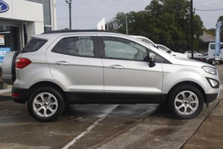 2017 Ford Ecosport BL Trend Moondust Silver 6 Speed Automatic Wagon