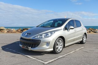 2009 Peugeot 308 T7 XSE Gold 4 Speed Sports Automatic Hatchback