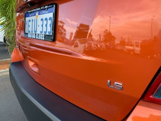 2013 Holden Trax TJ MY14 LS Orange 6 Speed Automatic Wagon